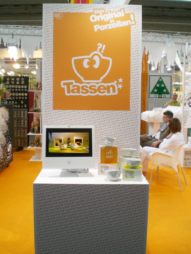 TASSEN Messe Collectione 2007