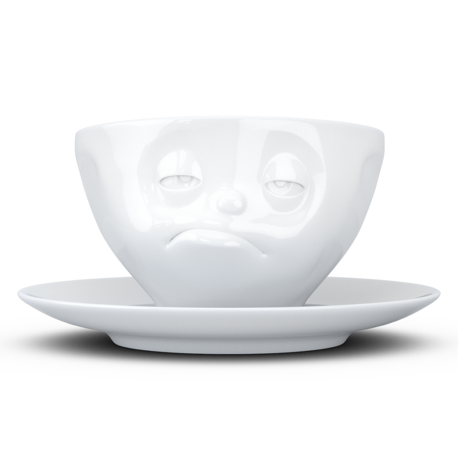Tassen Crockery : Products cup snoozy white